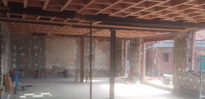 Rénovation intérieure à Hazebrouck