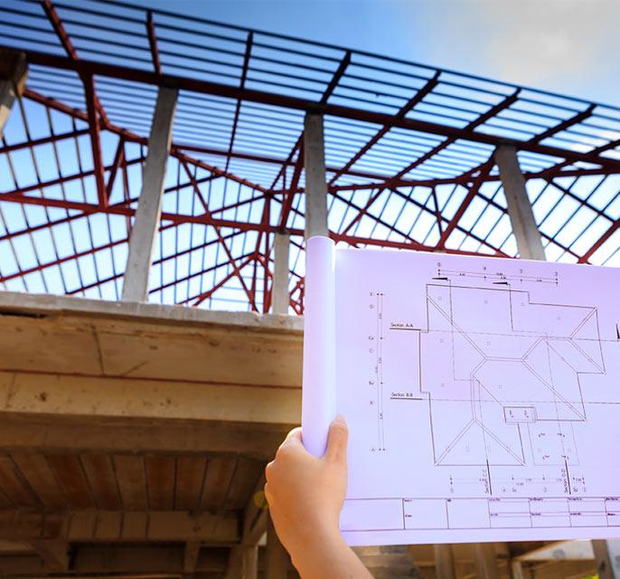 Construction de surélévation à Hazebrouck
